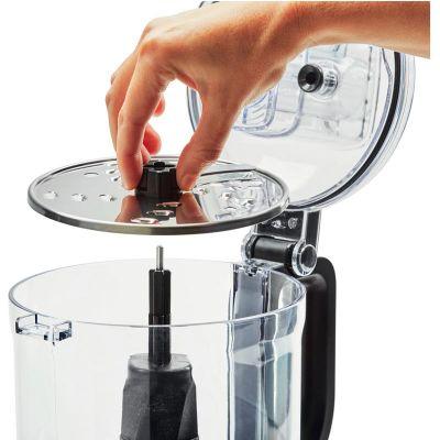 KitchenAid Mutfak Robotu, 1.7 L, Mat Siyah