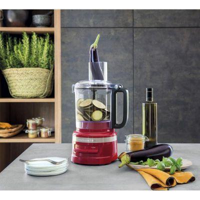 KitchenAid - KitchenAid 5KFP0919 Mutfak Robotu, 2.1 L, İmparatorluk Kırmızısı (1)