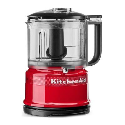 KitchenAid - KitchenAid Mutfak Robotu, Mini Boy, Tutku Kırmızısı (1)