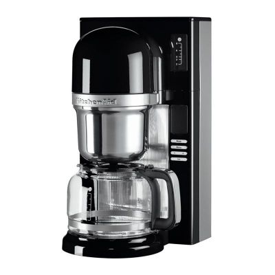 KitchenAid - KitchenAid Pour Over Brewing Kahve Makinesi, Akik Siyahı (1)