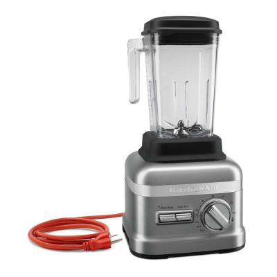 KitchenAid - KitchenAid Profesyonel Power Blender, 1800 W, Gümüş Kontur (1)