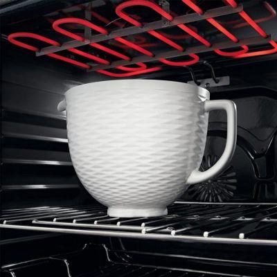 KitchenAid - KitchenAid Seramik Kase Aksesuarı, 4.8 L Uyumlu, 3D Pattern (1)