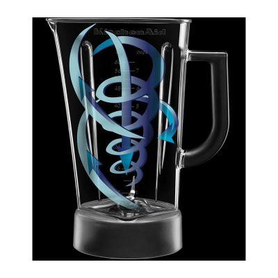 KitchenAid Diamond Blender, Beyaz, 550 W