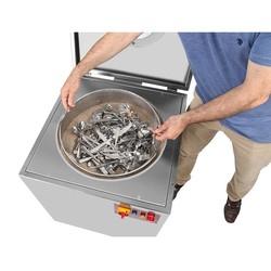 KMS 7000-S Çatal, Kaşık, Bıçak Silme Makinesi - Thumbnail