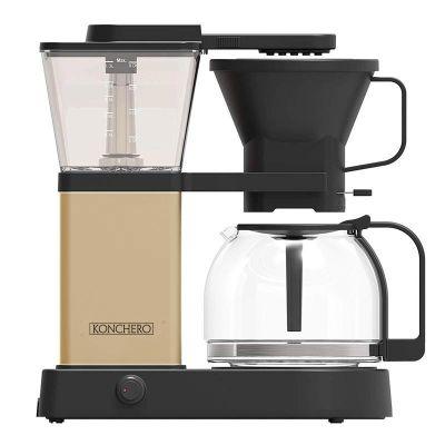 Konchero - Konchero Preciso Filtre Kahve Makinesi, Duşlama Sistemli (1)