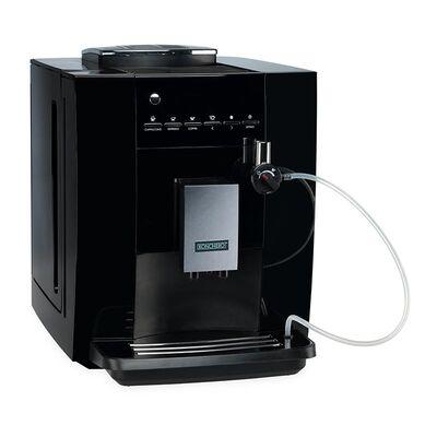 Konchero KLM1604B Süper Otomatik Espresso Kahve Makinesi, Siyah