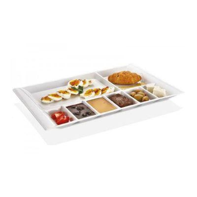 Külsan Thermoset Kahvaltı Tabldot, 41x26 cm