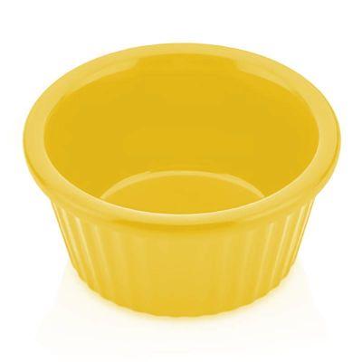 Külsan Thermoset Ramekins, Minimal, Ø 7 cm, 60 ml, Sarı