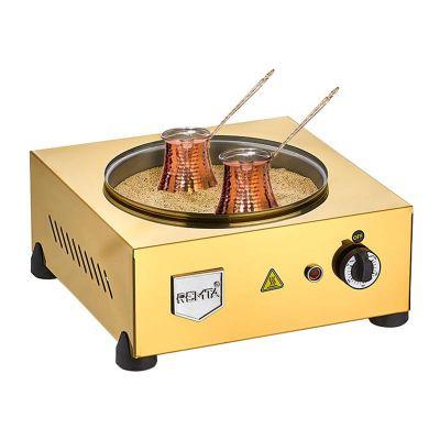 Remta Kumda Kahve Makinesi, Altın
