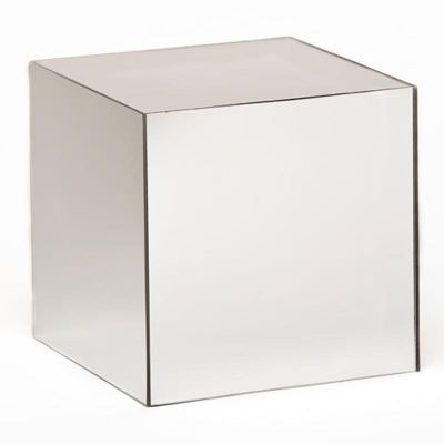 Zicco Küp Ayna Stand, 25x25x25 cm