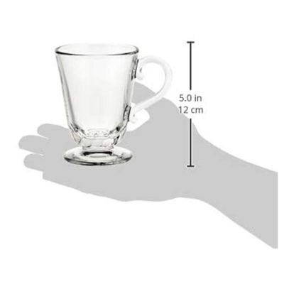 La Rochere - La Rochere Kulplu Cam Şarap Kadehi, 250 ml (1)