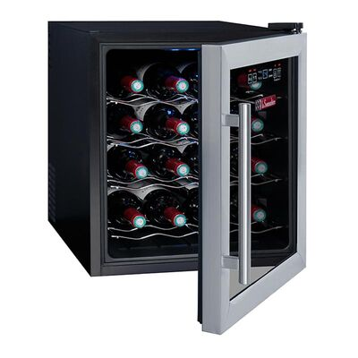 La Sommeliere - La Sommeliere LS16 Solo Şarap Dolabı, 16 Şişe Kapasiteli (1)