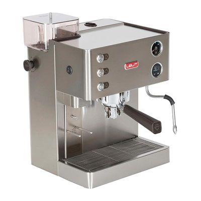 Lelit - Lelit Kate PL82T Combo Öğütücülü Espresso Kahve Makinesi (1)