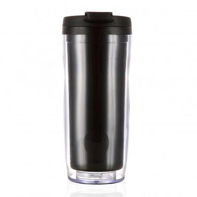 Les Artistes - Les Artistes Smart Mug & Termos, Sıcaklık Göstergeli, 330 ml, Siyah (1)