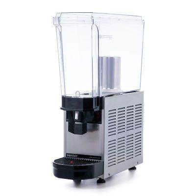 Samixir Klasik Mono Soğuk İçecek Dispenseri, 20 L, Fıskiyeli, Inox