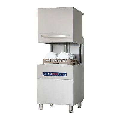 Maksan - Maksan DW 1000 Giyotin Tip Bulaşık Yıkama Makinesi, 304 (1)