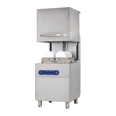 Maksan - Maksan DW 1000 Giyotin Tip Bulaşık Yıkama Makinesi, 430 (1)
