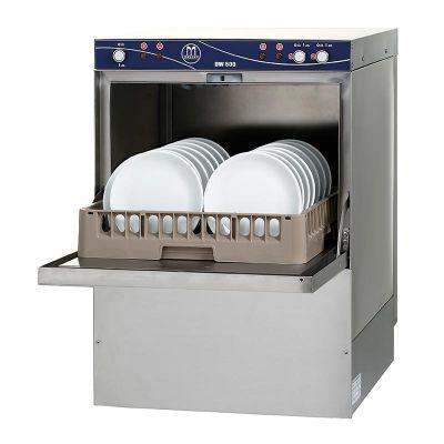 Maksan - Maksan DW 500 Bulaşık Yıkama Makinesi, Set Altı, 304 (1)