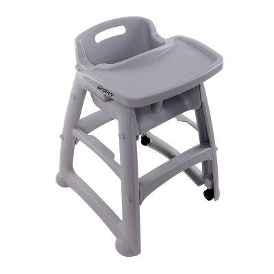 Biradlı Mama Sandalyesi