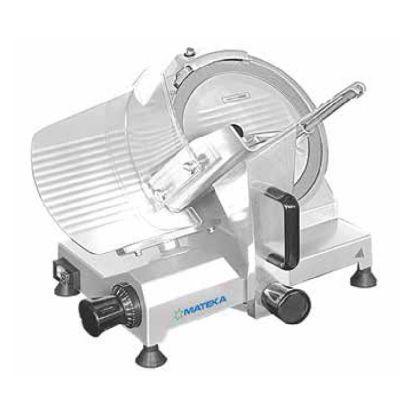 Mateka HBS 220 Gıda Dilimleme Makinesi, 220 mm