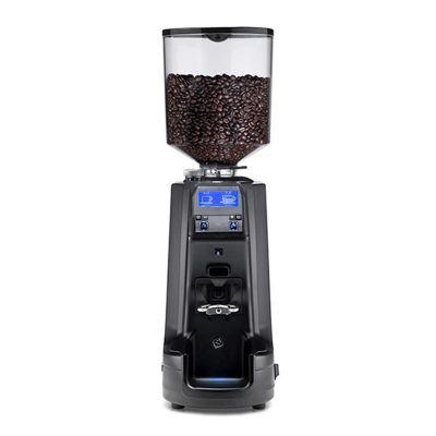 Nuova Simonelli MDX Kahve Değirmeni, On Demand, Siyah