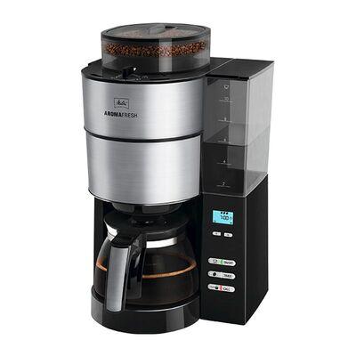 Melitta - Melitta Aroma Fresh 1021-01 Öğütücülü Filtre Kahve Makinesi (1)