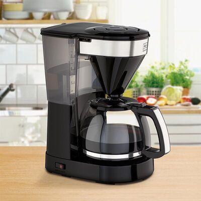 Melitta - Melitta Easy Top II SST 1023-04 Filtre Kahve Makinesi, Siyah (1)