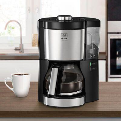 Melitta - Melitta Look V Perfection 1025-06 Filtre Kahve Makinesi, Siyah (1)
