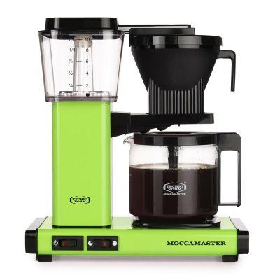 Moccamaster KBG 741 AO Filtre Kahve Makinesi, Açık Yeşil
