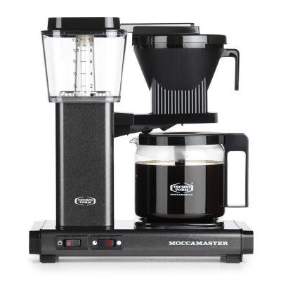 Moccamaster KBG 741 AO Filtre Kahve Makinesi, Taş Grisi