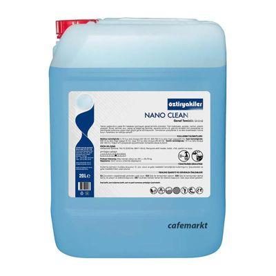 Öztiryakiler Nano Clean Eco Parfümlü Yüzey Temizleme Ürünü, 20 L