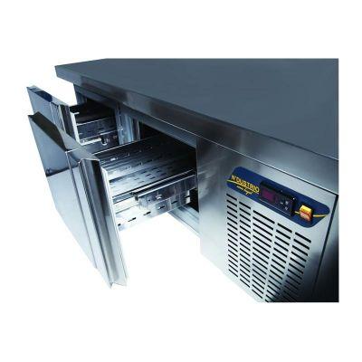 Ndustrio - Ndustrio Loyal 600 Serisi Pişirici Altı Buzdolabı, 2 Çekmeceli (1)
