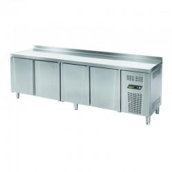 Ndustrio Loyal 600 Serisi Tezgah Tip Buzdolabı, 4 Kapılı - Thumbnail