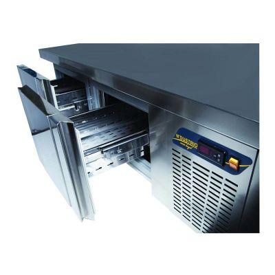 Ndustrio - Ndustrio Loyal 700 Serisi Pişirici Altı Buzdolabı, 2 Çekmeceli (1)