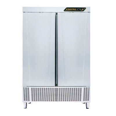 Ndustrio Loyal Serisi Dik Tip Buzdolabı, 2 Tam Kapılı, Et Askılı, 140x81x210 cm