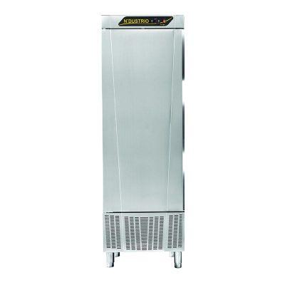 Ndustrio Loyal Serisi Dik Tip Buzdolabı, 2 Yarım Kapılı, Üstten Motorlu, 71x81x210 cm