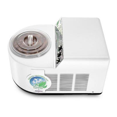 Nemox - Nemox Gelatissimo Exclusive i-Green Dondurma Makinesi, Beyaz (1)