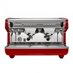 Nuova Simonelli Appia Espresso Kahve Makinesi, Tam Otomatik, 2 Gruplu, Kırmızı - Thumbnail