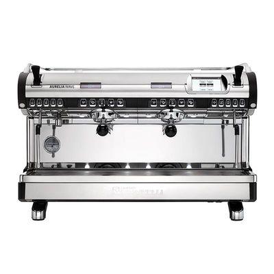 Nuova Simonelli Aurelia Wave T3 Espresso Kahve Makinesi, Tam Otomatik, Volumetric, 2 Gruplu, Siyah