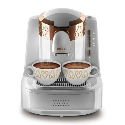 Arzum Okka Türk Kahve Makinesi, Beyaz