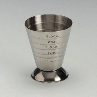 Zicco Jigger, Ölçekli, 75 ml