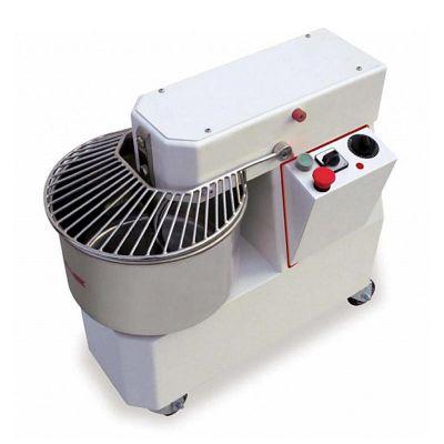 Pizza Group IF33-2V Spiralli Hamur Yoğurma Makinesi, 2 Hızlı, 25 Kg Kapasiteli