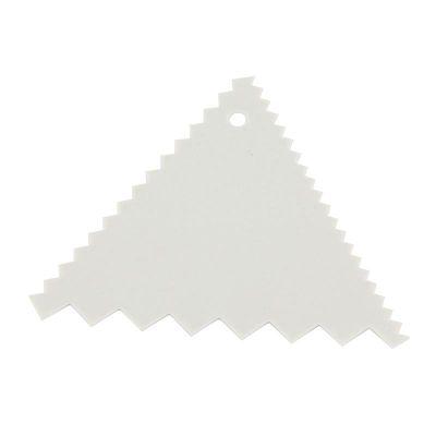 Gurmeaid Kazıyıcı, Plastik, Üçgen