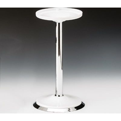 Zicco Teşhir Yükseltici, Polikarbon, 16.5x30 cm, Beyaz