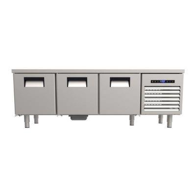 Portabianco - Portabianco CA-3N60 Cihaz Altı Buzdolabı, 3 Kapılı (1)
