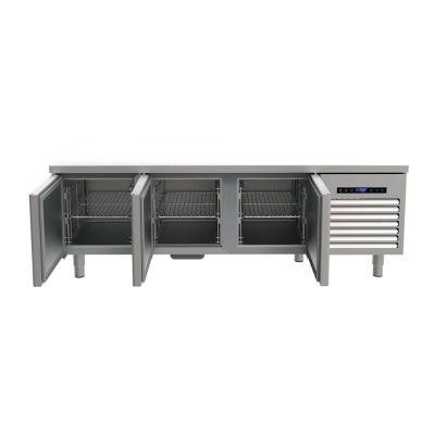 Portabianco - Portabianco CA-3N70 Cihaz Altı Buzdolabı, 3 Kapılı (1)