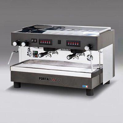 Portabianco Tall Cup Tam Otomatik Espresso Kahve Makinesi, 2 Gruplu