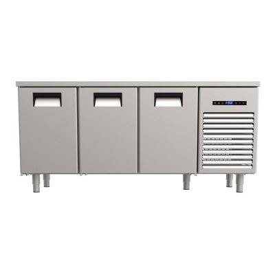 Portabianco TT-3N60-E Tezgah Tipi Buzdolabı, 3 Kapılı