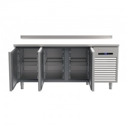 Portabianco TT-3N60-E Tezgah Tipi Buzdolabı, 3 Kapılı - Thumbnail