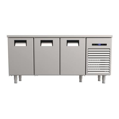 Portabianco TT-3N70-E Tezgah Tipi Buzdolabı, 3 Kapılı